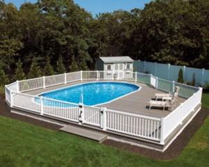 Build a Pool Deck