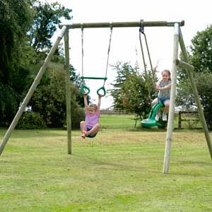 Build a Swing Set