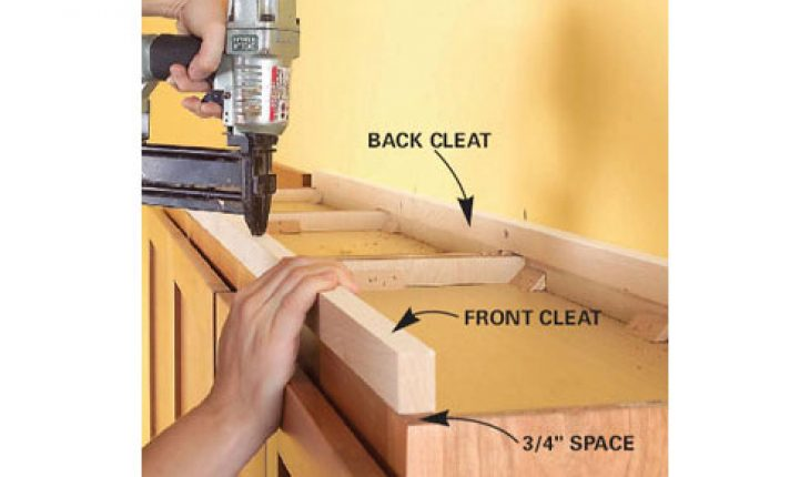 How To Fix A Kitchen Cabinet Diy And
