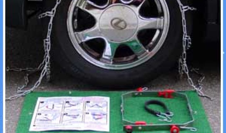 how to install tire chains diy and repair guides. Black Bedroom Furniture Sets. Home Design Ideas
