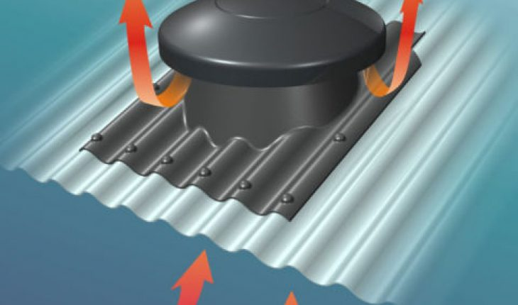 How To Install A Roof Vent Diy And