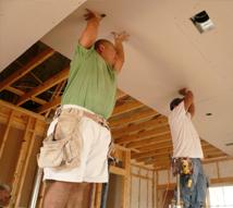 Repair Damaged Drywall