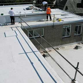 Repair Flat Roofs