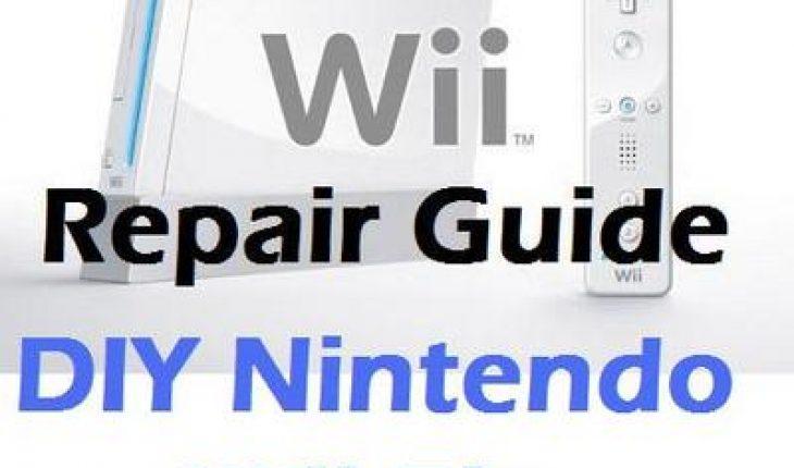 How to Repair Your Wii - DIY and Repair Guides