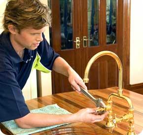 Repair a Leaking Tap