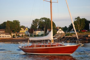 Build wooden sailboat plans