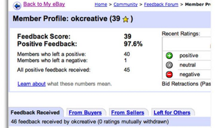 How To Fix Negative Ebay Feedback Diy And Repair Guides