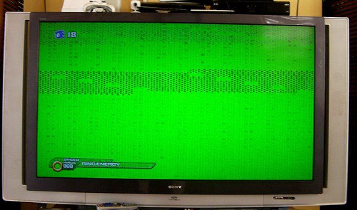 green screen fix