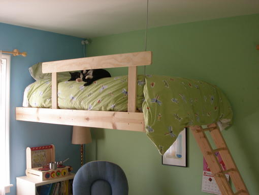how to build a loft bed diy and repair guides