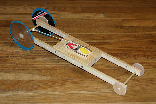 How To Build A Mouse Trap Car Diy And Repair Guides