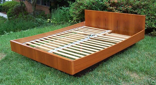 How To Build A Platform Bed Diy And Repair Guides