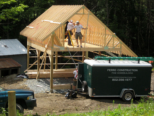 How To Build A Pole Barn Diy And Repair Guides