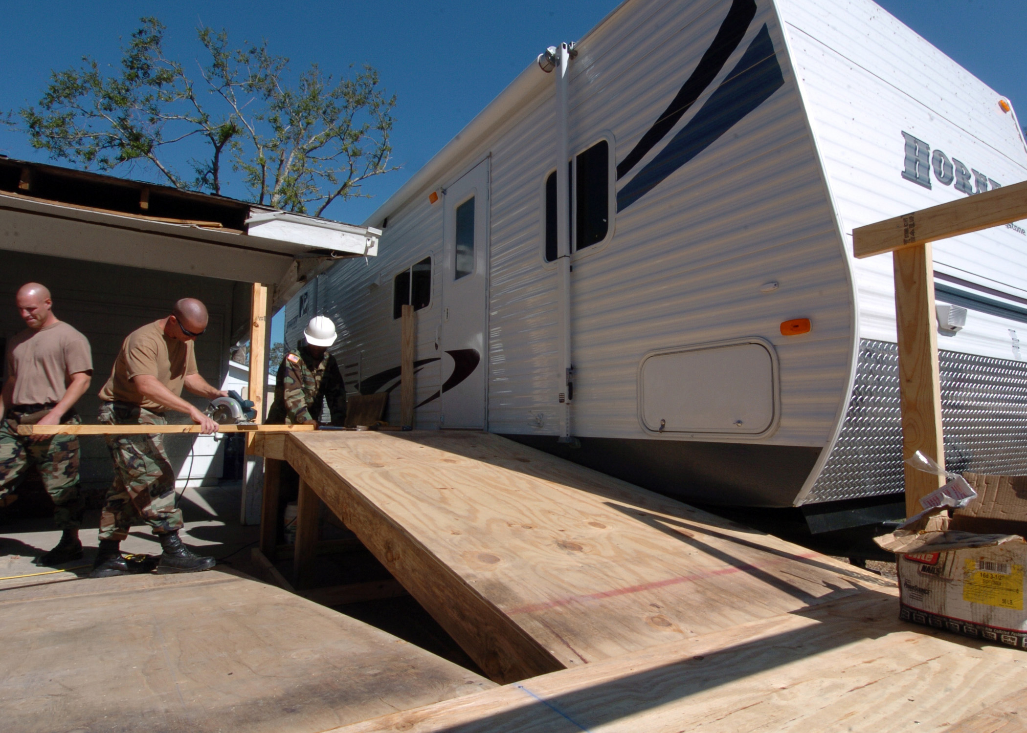 Dog Ramp For Truck >> How to Build a Ramp | DIY and Repair Guides
