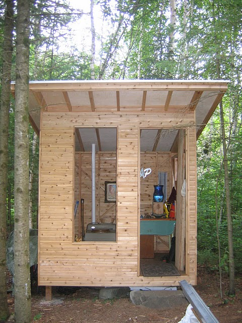 How To Build An Outhouse Shed Plans DIY Free Download