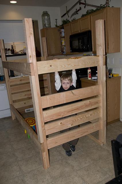 Build Bunk Beds