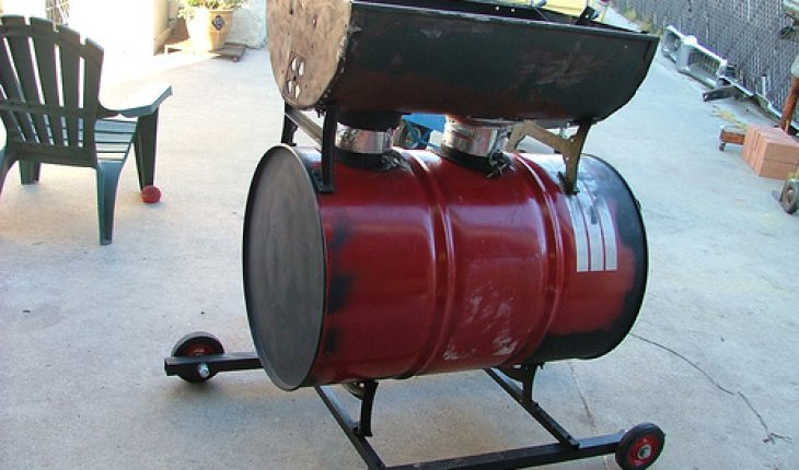 how to build a bbq smoker diy and repair guides