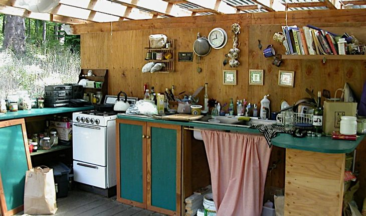 Outdoor kitchen ideas diy and repair guides for Not just kitchen ideas