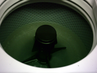 Cleaning Out Your Washing Machine Filter - Yahoo! Voices - voices