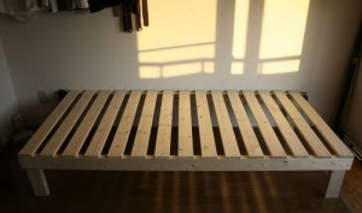 How To Build A Bed Frame Diy And Repair Guides